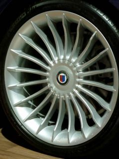 Alpina 7 Series Genuine Wheels Rims Wheel Set 2009 21 New OE