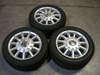 2002 2007 16 Volkswagen Beetle Factory Rim Wheels Tires Rims Used 3