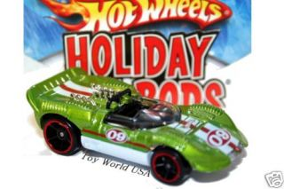 2009 Hot Wheels Target Holiday Rods Chaparral II
