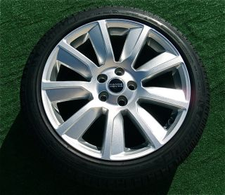 OEM Range Rover SPORT SUPERCHARGED 20 inch WHEELS TIRES Land NEW STYLE
