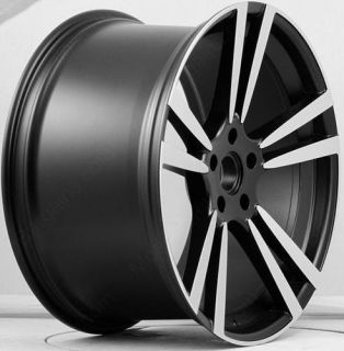 Wheels Set for Porsche Panamera s 4S Staggered Rims 22x10 22x11