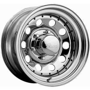 15x6 Chrome Wheels Boat Trailer Rims Tires 5x4 5 735665