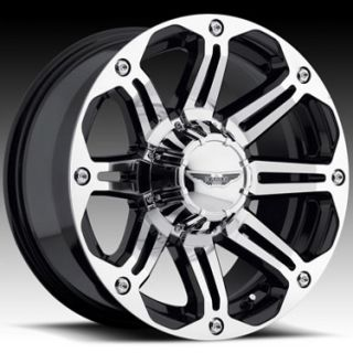 Eagle 050 Wheels Rims 17x8 Chevy GMC Dodge RAM 2500 P