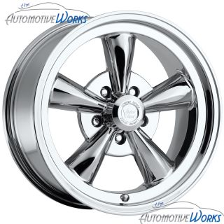 Vision Legend 5 5x120 65 5x4 75 0mm Chrome Wheels Rims inch 15