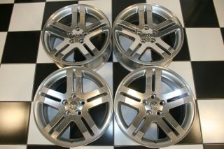 Charger Magnum Factory 18 Polished Wheels Rims 2248 A Set of 4