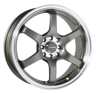 18 WHEELS RIMS HONDA ACCORD CIVIC FIT INTEGRA YARIS SENTRA 4X100 4X114