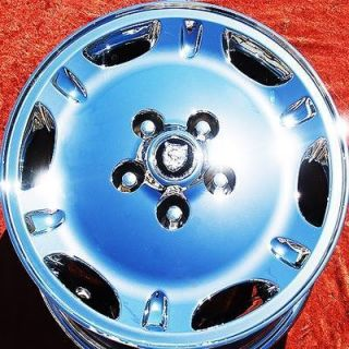 NEW 16 JAGUAR XJ6 XJ8 XJ12 XJS OEM CHROME WHEELS RIMS EXCHANGE 59687