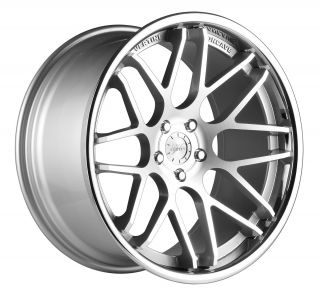 19 Vertini Magic Silver Rims Wheels Mercedes C250 C300 C350 07 2012