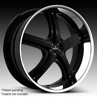 24 Escalade GM Tahoe Suburban Denali Black Wheels Rims
