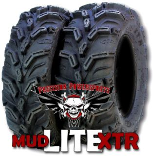 27 ITP Mud Lite XTR ATV Tires Set for 14 Wheels