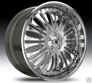 26 asanti 26 inch AF137 AF 137 Chrome Multi 2 Piece Rims Wheels Tires