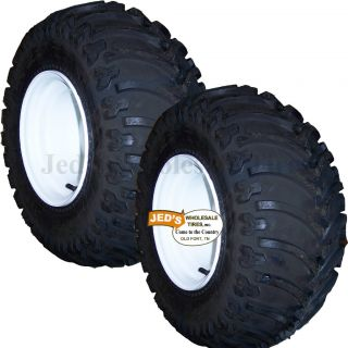 25x12 10 25 12 10 25x12 00 10 4 4 Off Road Golf Cart Go Kart Tires Rim