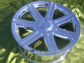 New 18 19 Chrysler Crossfire Chrome Wheels Rims
