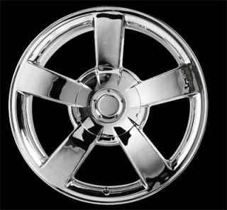 New 22 Silverado SS Wheels Chrome Chevy GMC Trucks