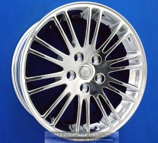 Chrysler 300 17 inch Chrome Wheel Exchange 2324 Rims