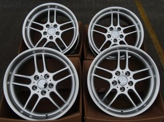18 M Parallel Alloy Wheels Fit BMW 5 Series E39 Estate