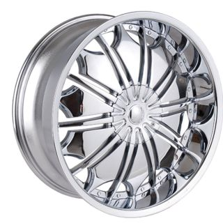 TW706 4 5 Lug Wheel Set 18x7 5 Chrome Rims 4x100 5x100 FWD Rims