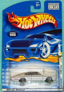 Hot Wheels 2000 88 Dodge Charger First Edition 28 36