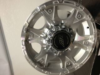 16 inch American Racing Dagger Wheels Rims Ford F250 F350 Excursion
