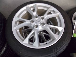 2012 Nissan Maxima Wheels and Tires 18 Take OffS