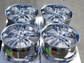 Kasino Dice Chrome Wheels Suburban Jeep Wrangler Gmc Yukon 5 Lug Rims