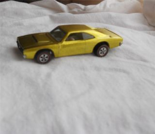 Hot Wheels Redline Custom Dodge Charger Gold