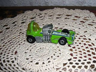 1978 Hot Wheels Bubble Gunner Diecast Car