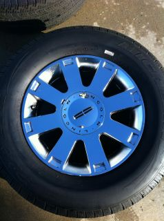 Lincoln Navigator Rims and Tires
