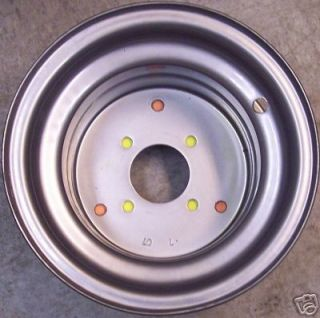 ON120 mm Bolt Circ Rim Wheel Fits Suzuki LT80 ATV
