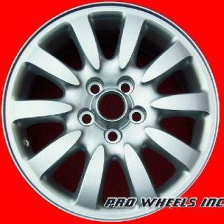 Jaguar x Type 16 Silver Factory Wheel Rim 59712