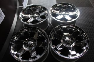 09 12 Dodge Ram 1500 20 Chrome Wheels with TPMS SENSORS Rims Cetercaps