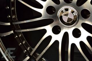 BMW E53 E70 E71 x5 M x6 M Wheels Rims Hennessey Diamond Cut