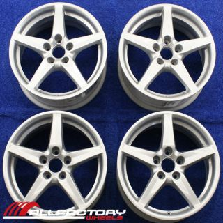 Acura RSX 17 2005 2006 05 06 Factory Set Rims Wheels 71752