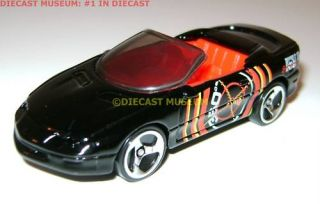 97 1997 Chevy Camaro Black Loose Hot Wheels Diecast