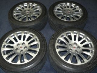 Factory Cadillac cts Coupe Wheels and Tires 18in