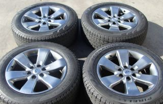2011 2012 Ford F150 FX2 FX4 Expedition Alloy Rims Wheels Tires