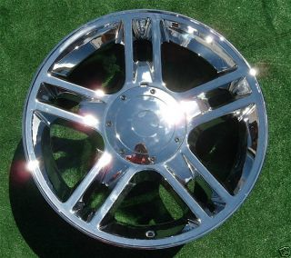 New Ford Harley Davidson F150 Chrome 20 inch Wheel 3410