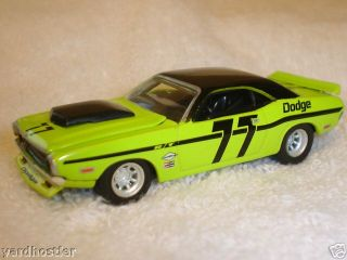 100 Black Box Hot Wheels 70 Dodge Charger R T