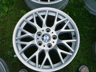 BMW BBs 17 Wheel Style 78 Excellent Condition