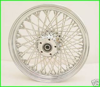 DNA 16 x 3 5 80 Spoke Rear Wheel 2000 2004 Harley Sportster Dyna