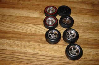 1969 Chevy Camaro Rally Wheels Ertl