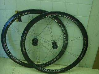 Race X Lite OCLV 120 Carbon Fiber Tubular Road Wheelset Wheels Campy
