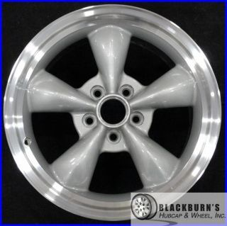 94 99 00 01 02 03 04 Ford Mustang GT 17 Machined Lip Silver Wheel Rim