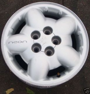 14 97 98 Dodge Plymouth Neon Alloy Wheel Rim