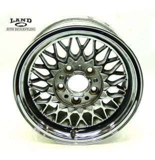 740i 540i 530i 525i 740IL Chrome BBs Wheel Rim 89 95 15X7