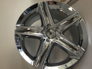 Jeep Grand Cherokee SRT8 Factory OE Wheels Rims 5x5 20x9 20x10