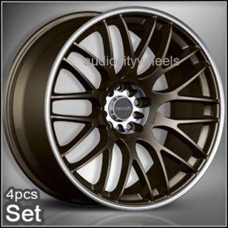 18Tenzo Type M Wheels Rims Lexus Lexus Audi Scion