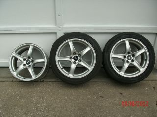 Ford Mustang Cobra Wheels 1998