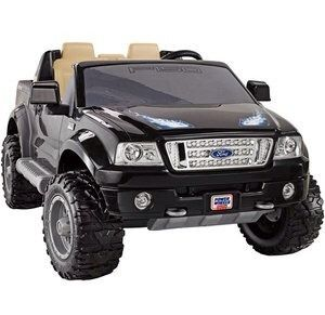 Fisher Price Power Wheels Ford F 150 Ride On