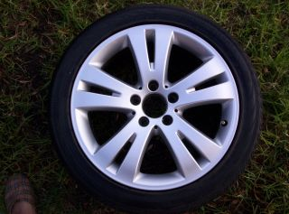 BENZ C300 C350 17 FACTORY OEM wheel rim TIRE 2008 2009 2010 2011 65524